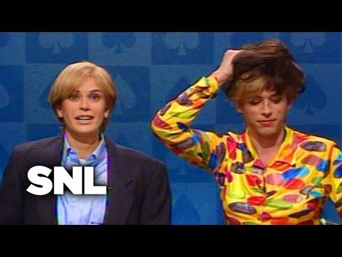 Spade in America: Teri Hatcher - Saturday Night Live