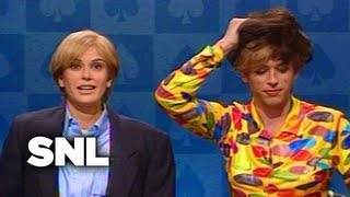 Spade in America: Teri Hatcher - Saturday Night Live