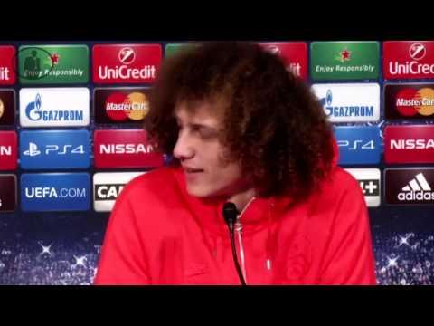 David Luiz - Mourinho And Blanc Are Both Ugly - PSG v Chelsea