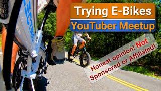 RV YouTubers; Hikes, hangovers and e-bikes! | Tour of Quantico MCB