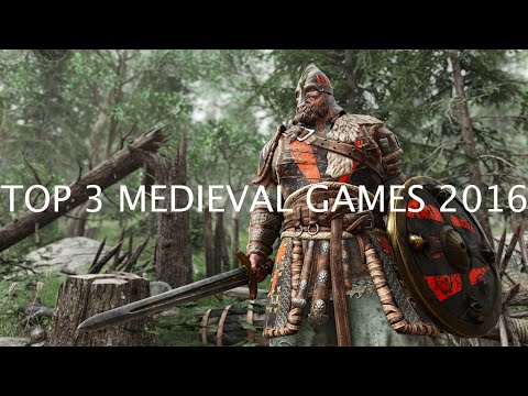 Top 3 Medieval Games Coming Soon 2016 Youtube