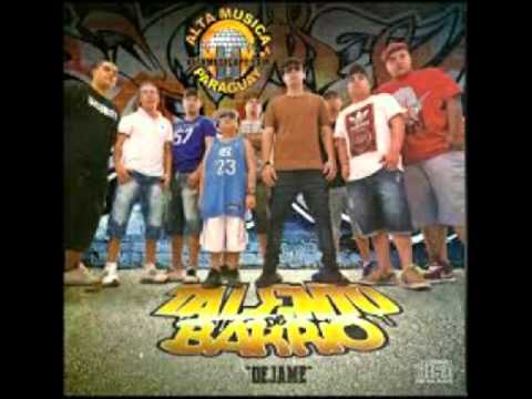 Talento de barrio  CD COMPLETO  djdemierda95