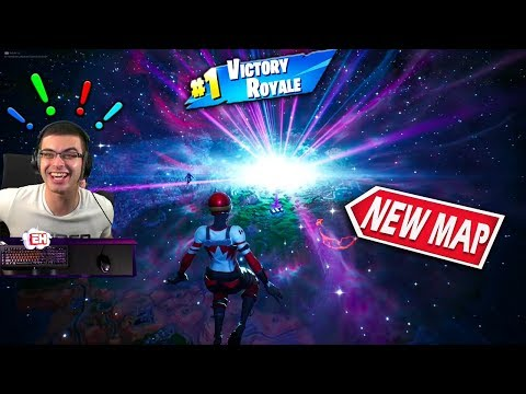 *NEW* Fortnite Season 11 Black Hole LIVE EVENT!