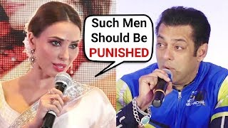 Salman Khan Girlfriend Iulia Vantur Reaction On Me Too India Movement Is Better Than Him