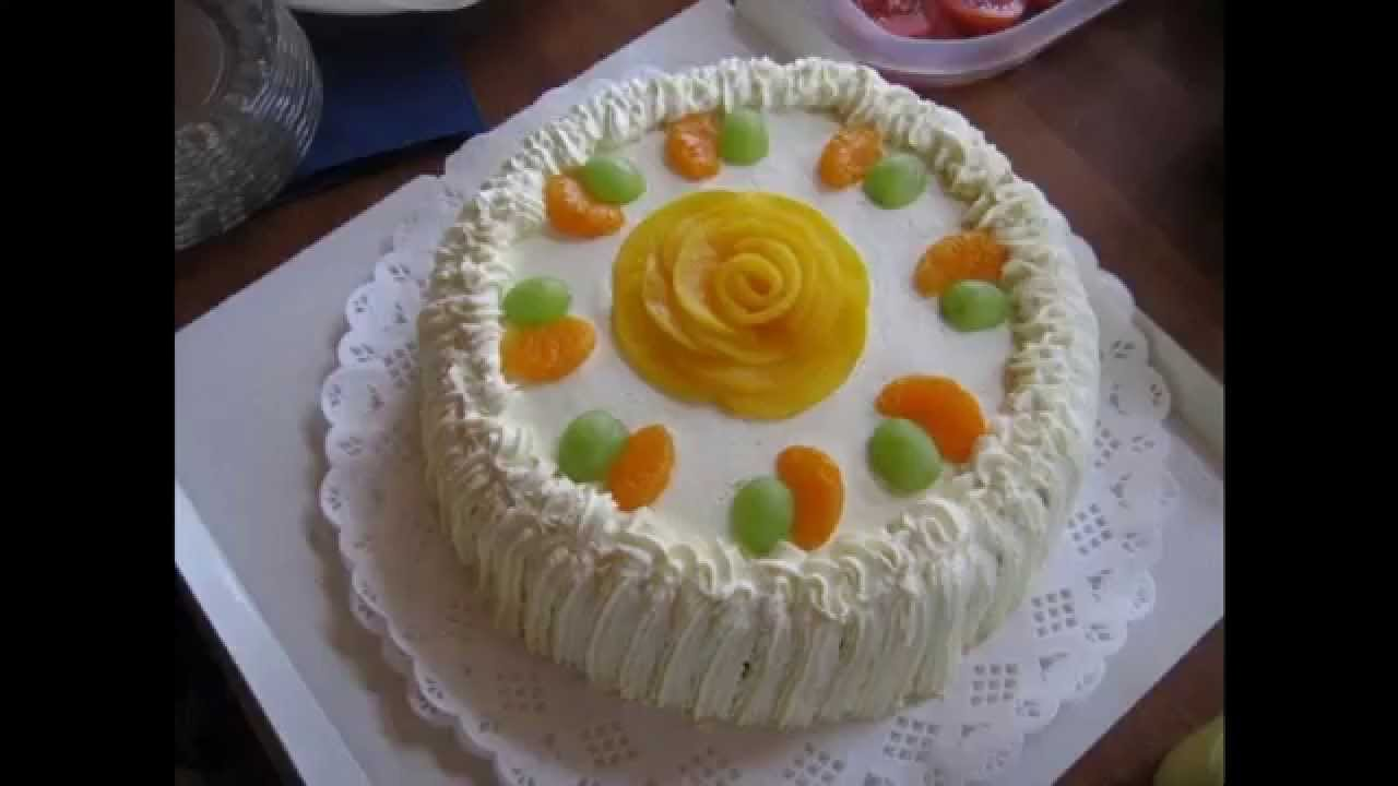 Easy Cake Decorating For Beginners : Easy cake decorations ideas for beginners - YouTube