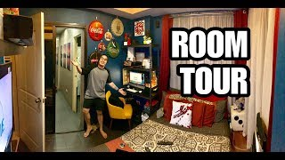 AS PROMISED, ROOM TOUR!