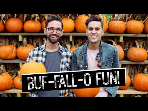 The Great Pumpkin Farm! | Billy & Pat