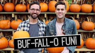 The Great Pumpkin Farm! | Billy & Pat