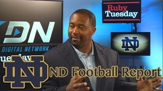 Previewing Notre Dame's Season | Notre Dame Football Report