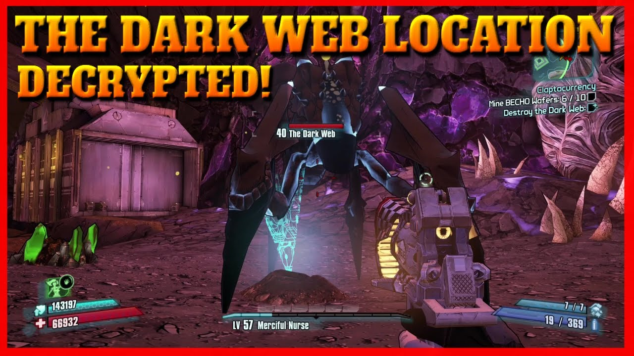 Borderlands 2 Claptocurrency - The Dark Web Location Guide - Decrypted  Trophy / Achievement