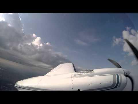 Video Flight Log #1: KUGN - KOMA