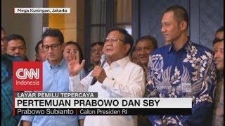Download Video Prabowo Ungkapkan Hasil Pertemuannya dengan SBY MP3 3GP MP4