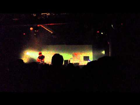 Nathan Fake - Radiohead's Morning Mr Magpie remix | Live @ Echoplex