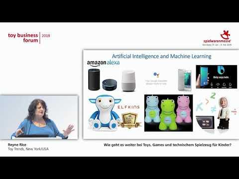 Toy Business Forum 2018 – Wie geht es weiter bei Toys, Games und technischem Spielzeug für Kinder?