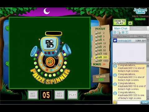 Pogo Games: Greenback Bayou (Retired)