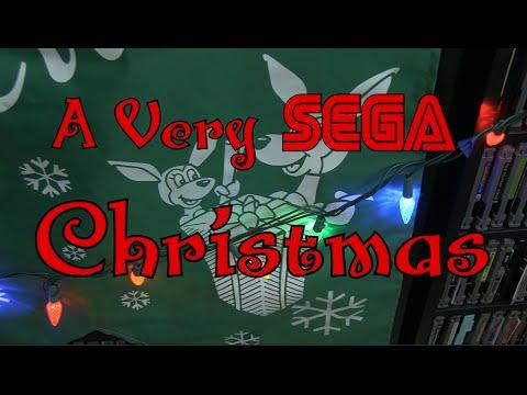 A Very Sega Christmas (Rastan, Alex Kidd, Rampage) - Pat the NES Punk