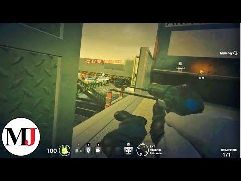 Stim Pistol Snipe - Rainbow Six Siege