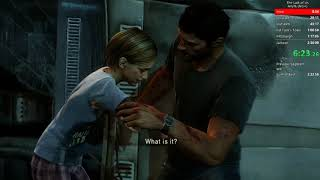 The Last of Us Any% NG+ Speedrun 2:34:18