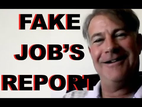 Fund Manager: Fake Jobs Report, Fed/Bank Collusion, & Gold Forecast