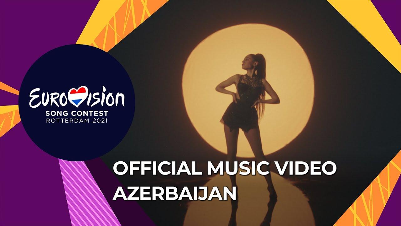 Efendi Mata Hari Azerbaijan Official Music Video Eurovision 2021 Youtube
