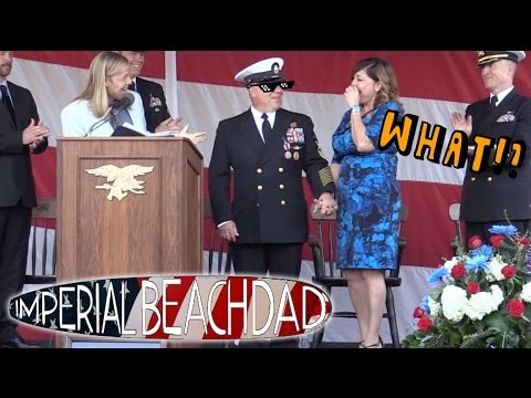 Retiring Navy SEAL Surprises Wife with Vow Renewal! Mp3