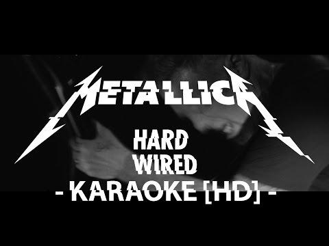 Metallica - Hardwired (KARAOKE) + Lyric