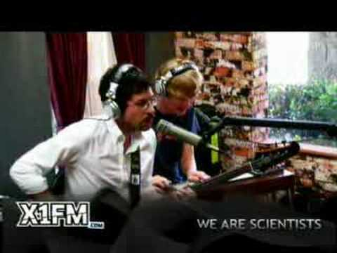 X1FM presents We Are Scientists : After Hours