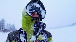 Dressed for Extreme Winter - Layers Explained