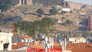 nikon coolpix l820 zoom test