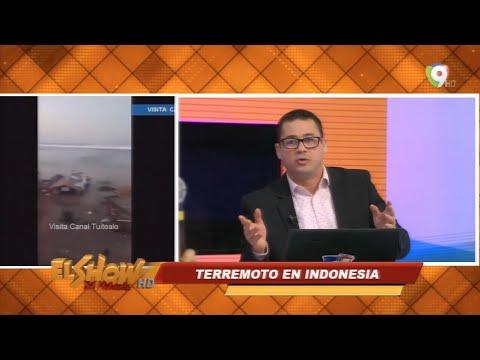 ¡De Ultimo Minuto! Tsunami golpea a Indonesia después de un fuerte terremoto