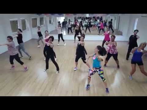 "Akcent ft Sandra - ""Amor Gitana"" Zumba Fitness Choreography"