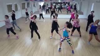 Скачать Akcent Ft Sandra Amor Gitana Zumba Fitness Choreography