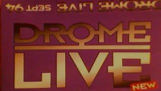 Drome Birkenhead September 94 DJ Trix & MC Cyanide Side B