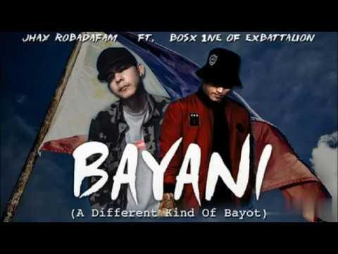BAYANI - JHAY CRASH FT. BOSX1NE OF EX BATTALION