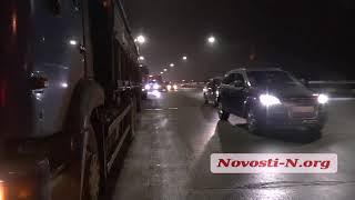 """Видео """"Новости-N"""": В Николаеве везде пробки"""