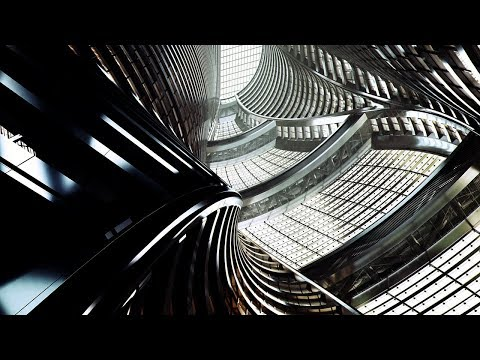Leeza SOHO: Building the World's Tallest Atrium | The B1M