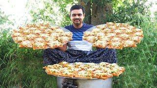 Bread Pizza Recipe | Quick and Easy Bread Pizza | Bread Pizza Without Oven