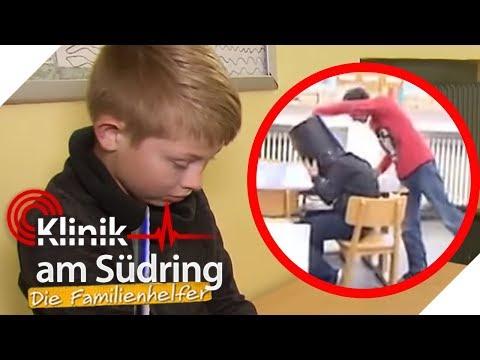 Leon (10) hat Angst vor Niklas: Wird er gemobbt? | Klinik am Südring - Die Familienhelfer | SAT.1 TV