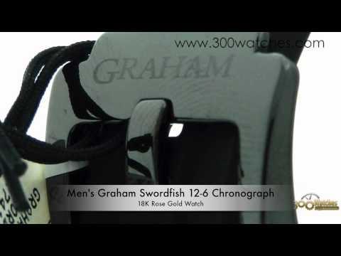Men's Graham Swordfish Watch