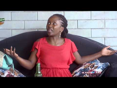 DON'T TOUCH MY DRINK . Kansiime Anne. African Comedy.