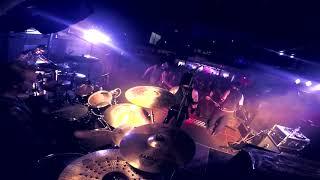 [Drumcam] Rammstein - Feuer Frei - Live cover by Vannstein
