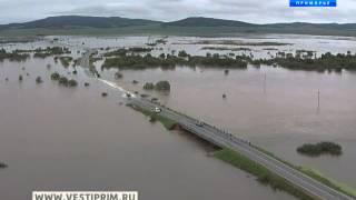 Квадрокоптер зафиксировал масштабы наводнения в Приморье(, 2015-08-31T02:47:55.000Z)