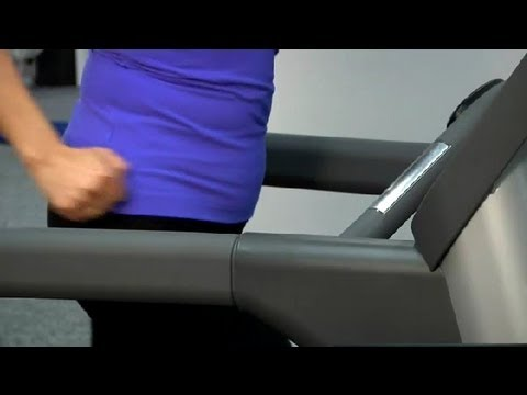 Low-Impact Walking on the Treadmill: Fitness & Exercise Tips