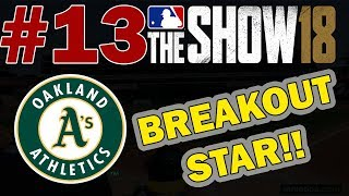 WE HAVE A BREAKOUT STAR | OAKLAND A