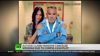 Charles Manson cancels wedding following fiancée's plan to display mummified body