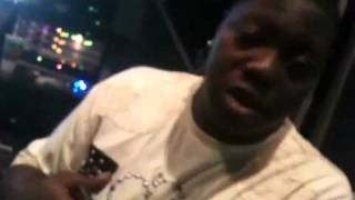"ZRO ""Look Good"" In studio freestyle"