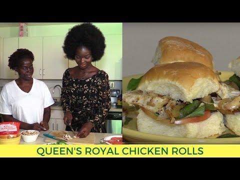 Mason Munchies S1 E3 - Royal Chicken Rolls