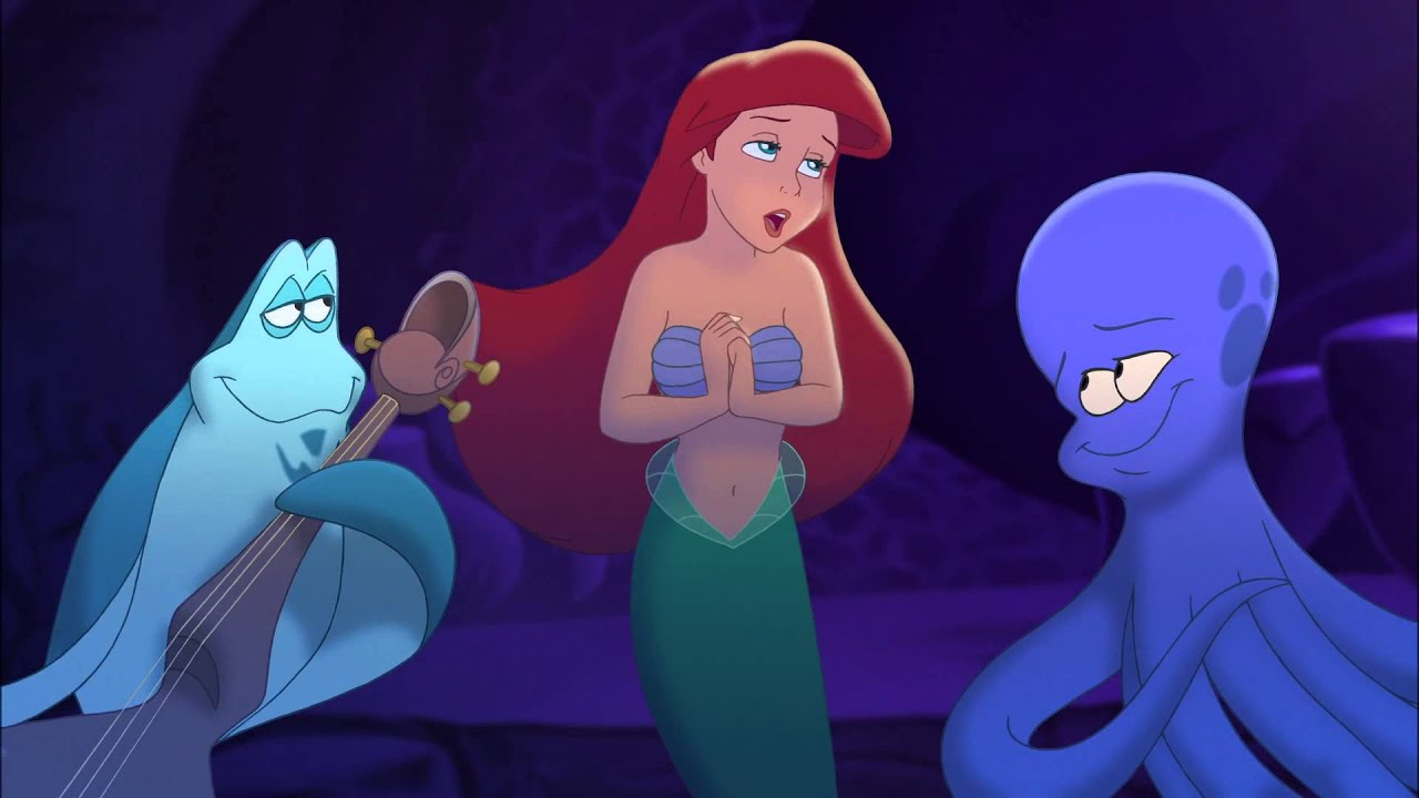The Little Mermaid 3 Ariels Beginning I Remember Hd 1080p Youtube