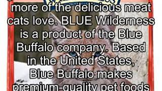 Blue Buffalo Wilderness High Protein Grain Free, Natural Adult Indoor Hairball & Weight Control Dry