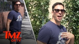 Eli Roth Says His DMs Are Blowing Up! | TMZ TV